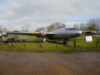 English Electric Canberra T4
