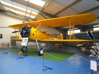 Stearman restored